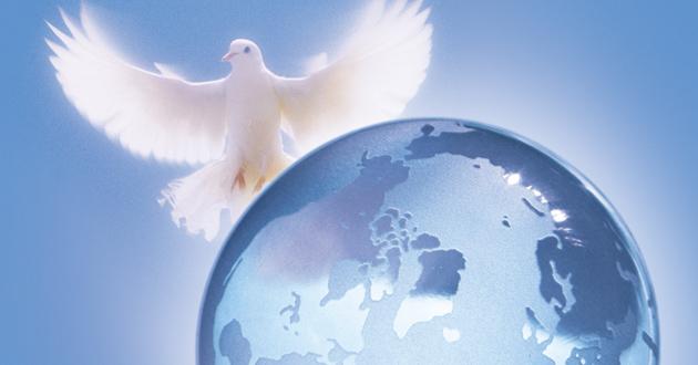Paz Para El Mundo: La Paz Del Cielo